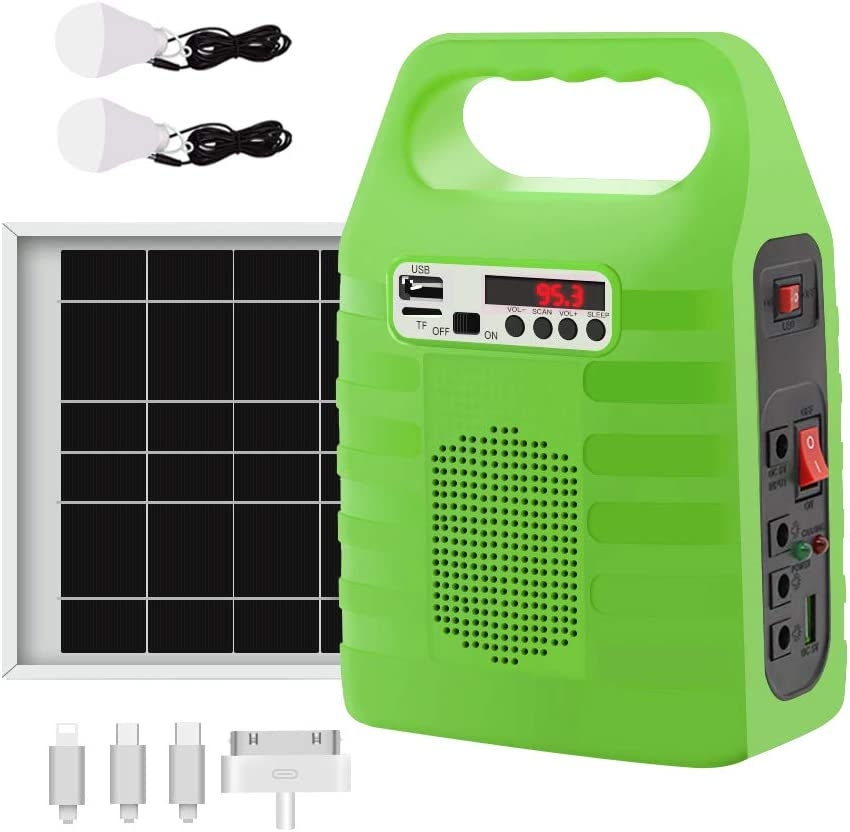 Solar Generator portable power Accessories LED Bulb For Home Emergency Backup Power Outdoor Camping LED Bulb