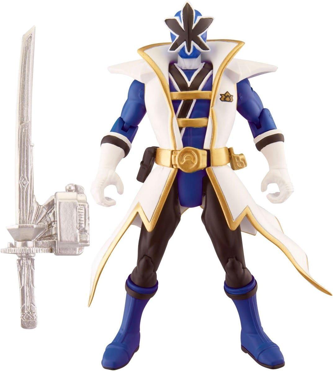 SUPER SAMURAI RANGER Action Figure 31702 Power Rangers Samurai 10cm BLUE WATER