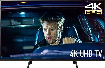 Panasonic TX 50GXW704 4K UHD TV (Ultra HD, Smart TV 50 Zoll126 cm, LED Fernseher, Triple Tuner, HDMI, DVB)