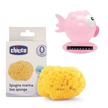 CHICCO bebé de cuidado de Juego para recién nacidos Girl//Esponja ...