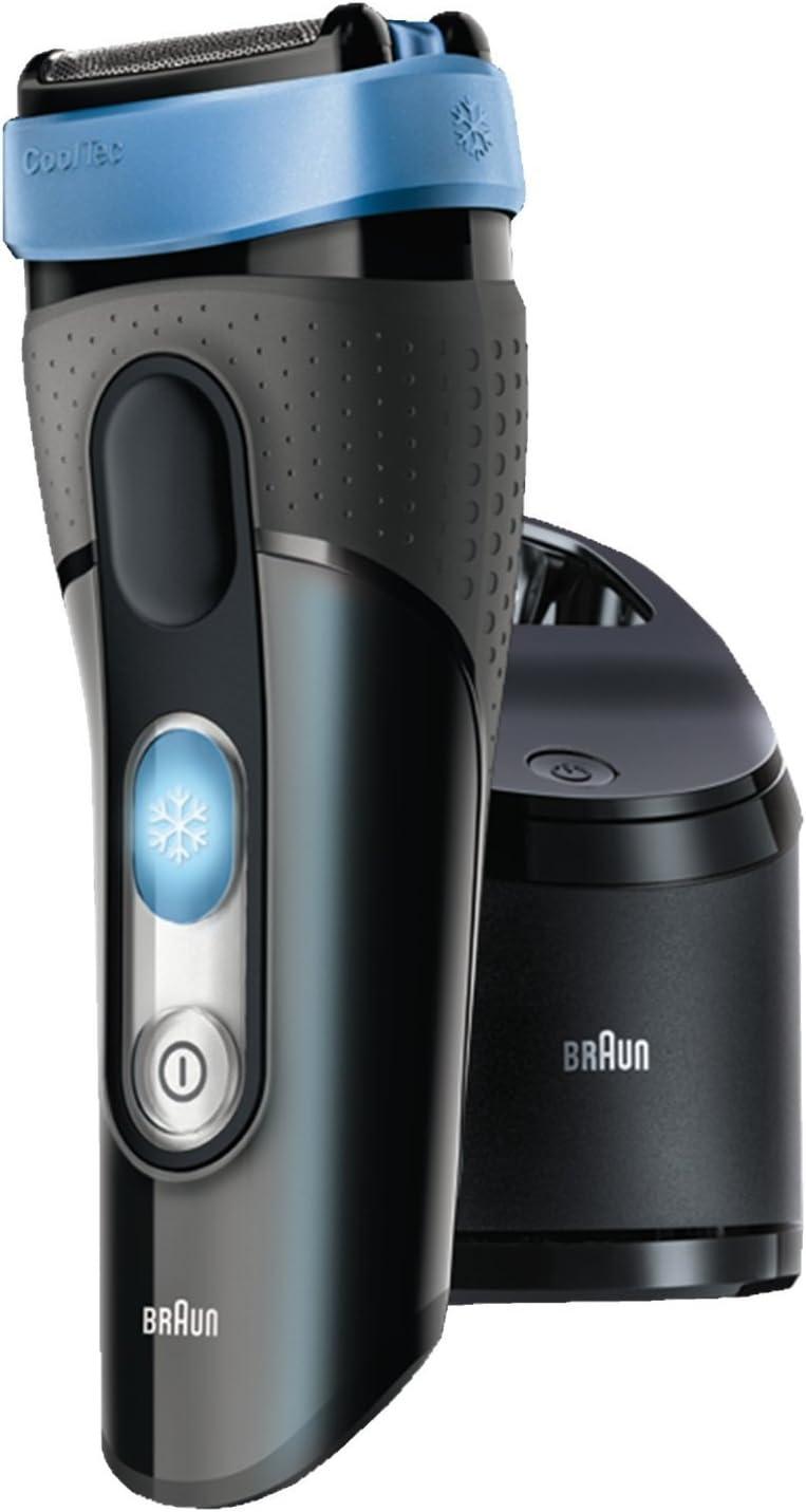 Braun CoolTec CT2 CC Máquina de afeitar de láminas Recortadora ...