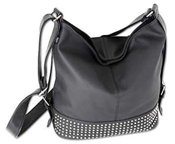 993896cf2f578 Jennifer Jones Taschen Große Damen Damentasche Handtasche Schultertasche Umhängetasche  Tasche groß 4 Farben (3122)