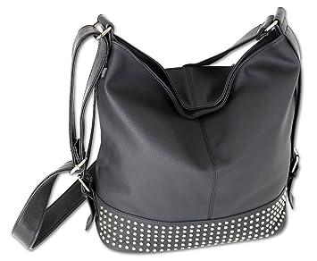 b88bdd9a4017b Jennifer Jones Taschen Große Damen Damentasche Handtasche Schultertasche  Umhängetasche Tasche groß 4 Farben (3122)