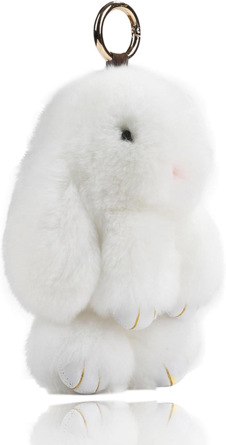 USA SHIPPING White Cute Bunny Socks Medium