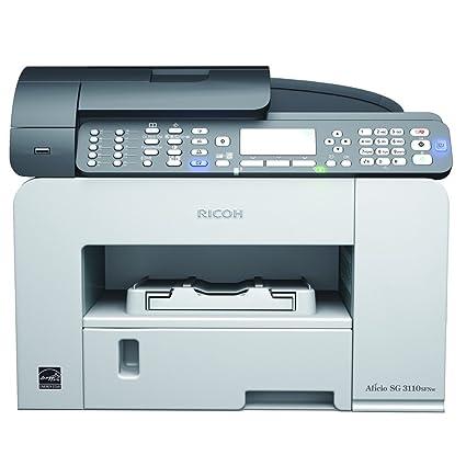Amazon.com: Ricoh Aficio SG 3110SFNw: Office Products