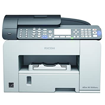 RICOH AFICIO SG 3110SFNW WINDOWS 10 DRIVER