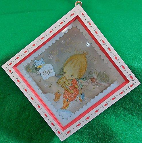 Vtg 1980 Hallmark Tree Trimmer Collection Betsey Clark's Christmas Ornament- New