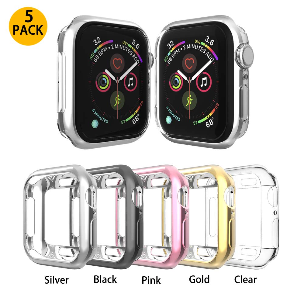 Amazon.com: Case Compatible with Apple Watch Series 4 40mm ...
