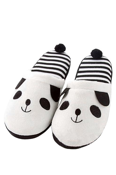online qui bene fuori x ultimo stile del 2019 Amazon Pantofole Panda Pantofole Pantofole Amazon Panda ...