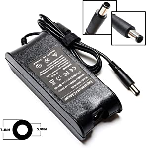 Reparo 19.5V 3.34A 65W Ac Adapter Laptop Charger for Dell Inspiron 15 (3520),Inspiron 15 (3521), Inspiron 15 (3537), Inspiron 15R (5520), Inspiron 15R (5521), Inspiron 15R (7520), Inspiron 15R N5110