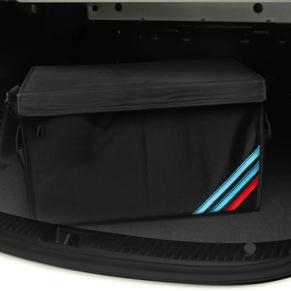 WPQW - car Storage Box Storage Box Car Storage Box Car Trunk Storage Box Folding Folding Glove Box - 8971 by WPQW (Image #2)
