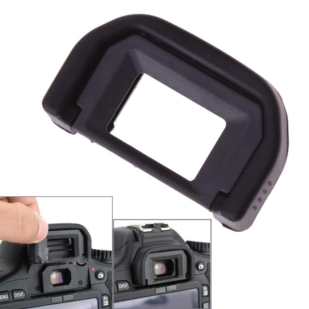 CELTD - Visor de Goma para cámara réflex Digital Canon EF 600D ...
