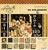 An ABC Primer 12x12 Paper Pads
