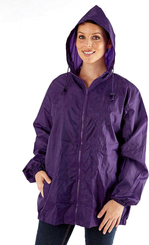 Ladies ProClimate Lightweight Waterproof Showerproof Kagool Kagoule Cagoule