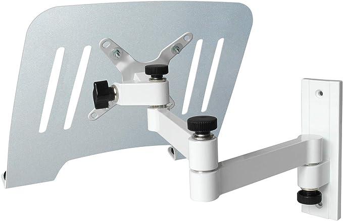 Drall Instruments Weiße Wandhalterung Halterung Mit Elektronik