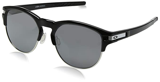 31a6a7077b Image Unavailable. Image not available for. Colour  Oakley Polarized Round  Men s Sunglasses ...