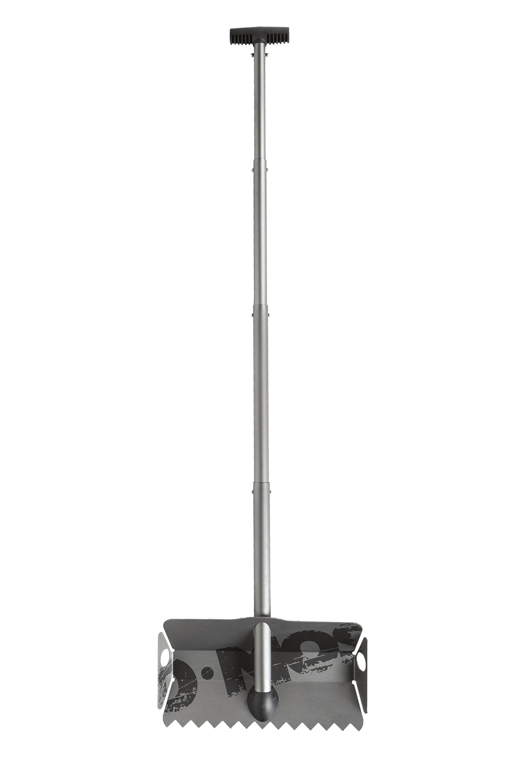 DMOS Stealth Shovel – Professional Quality, Packable Tool - Gray