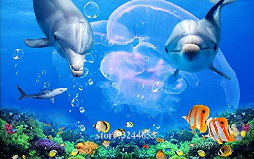 Murales Fotos En 3d Hd Full Hd Wallpapers Dolphin Great