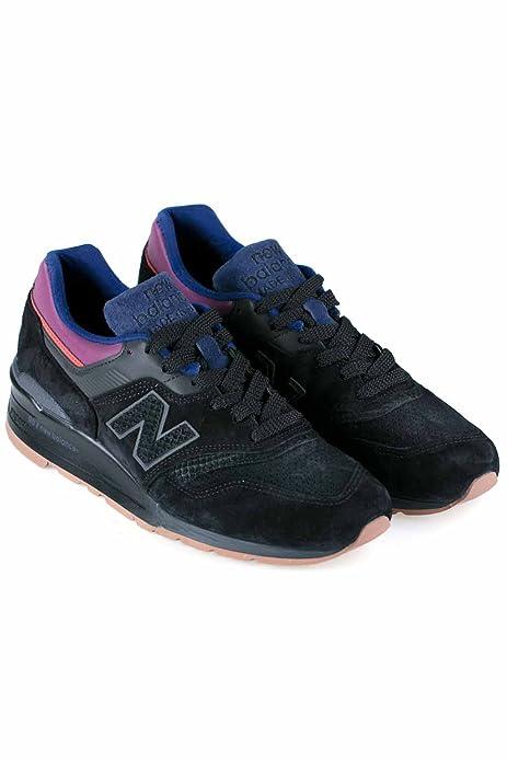 New Balance New Balance - M997css (Black) - Zapatillas para hombre negro negro US 8 - EU 41.5 - UK 7.5, color negro, talla US 8 - EU 41.5 - UK 7.5