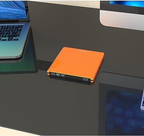 Grabador externo Pawtec 6X BDXL con USB 3.0, fabricado en aluminio ...