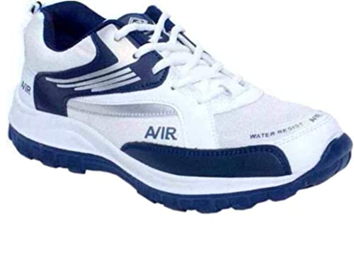 Begone Men's Air White Running Shoes