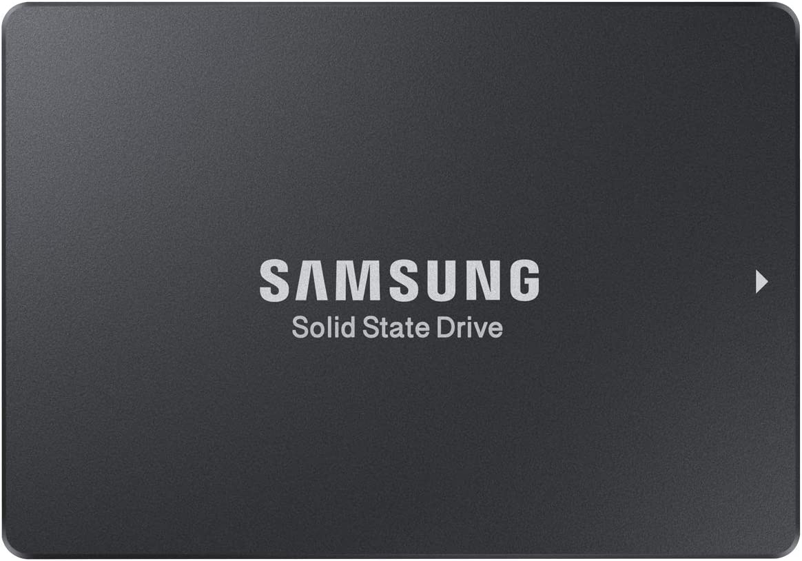 "Samsung 883 DCT Series SSD 480GB - SATA 2.5"" 7mm Interface Internal Solid State Drive with V-NAND Technology for Business (MZ-7LH480NE)"