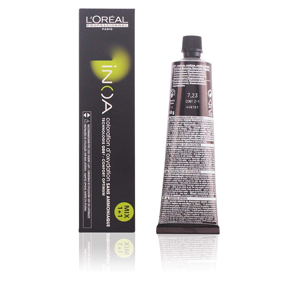 Loreal Inoa No Ammonia ODS2 Hair Color 2 Ounce (7,23) Also Known As 7.23/7VG