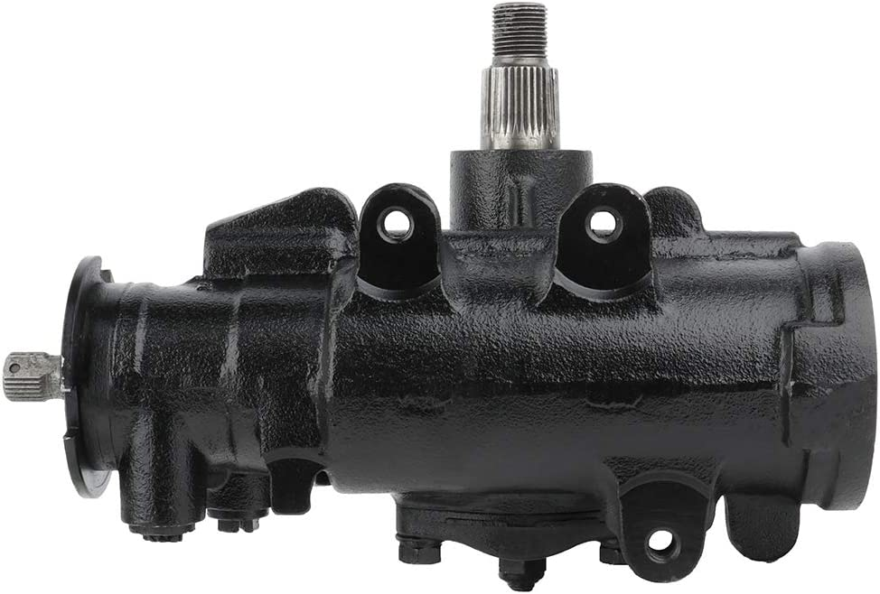 Rebuild OCPTY Steering Gear Fits for 1984-2001 for Cherokee 1986-1992 for Comanche 1993-1995 for Grand Cherokee Power Steering Gear Box Assembly