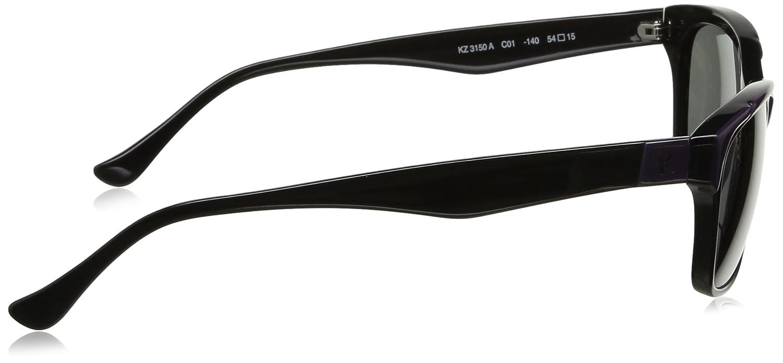Kenzo Lunette de soleil KZ3150A Rectangulaire - KZ3150A01 Black W4KWD3