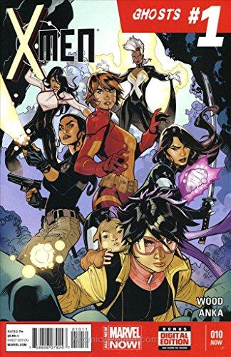 X-Men (4th Series) #10 VF/NM ; Marvel comic -