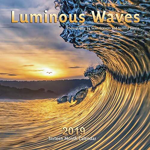 Luminous Waves Calendar 2019