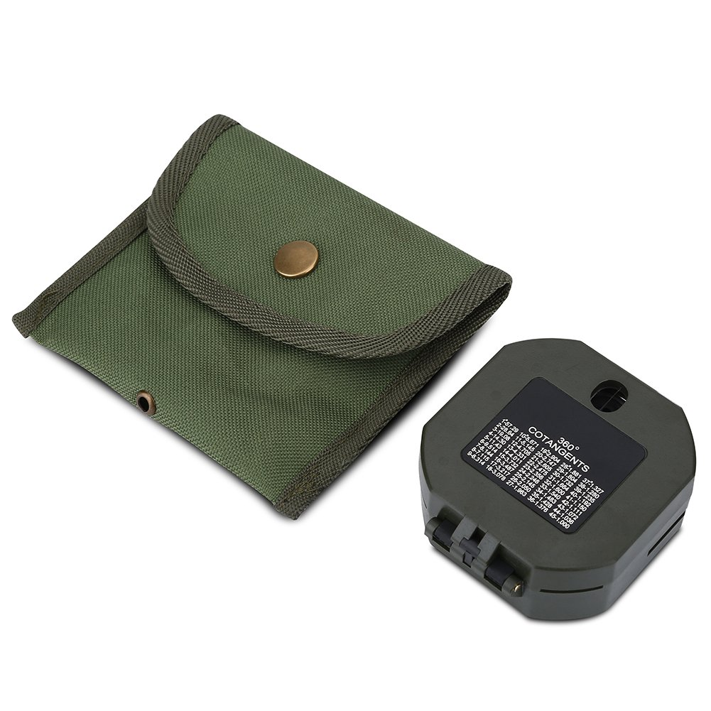 Camping Compass Professional Military Survival Compass for Hiking Hunting Camping