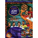 Adrenalyn XL Cartes à collectionner Road To World Cup 2018 Starter Pack