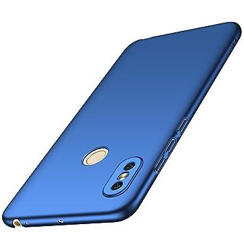 anccer Funda Xiaomi Mi MAX 3 [Serie Colorida] [Ultra-Delgado ...