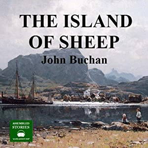 The Island of Sheep Hörbuch