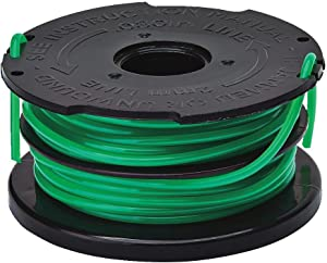 BLACK+DECKER Trimmer Line Replacement Spool, EASYFEED, Dual-Line, .08-Inch (EFD-080)