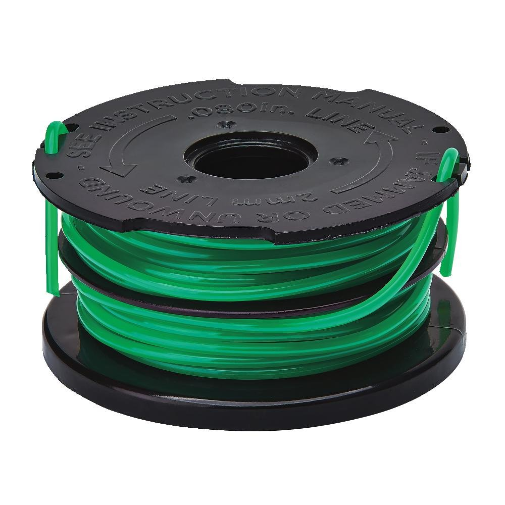 BLACK+DECKER EFD-080 .08'' EASYFEED Dual-Line Replacement Spool