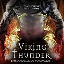 Viking Thunder Audiobook by Emmanuelle de Maupassant Narrated by Emma Parry