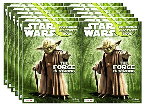 Bendon Star Wars 128-Page The Force is Strong