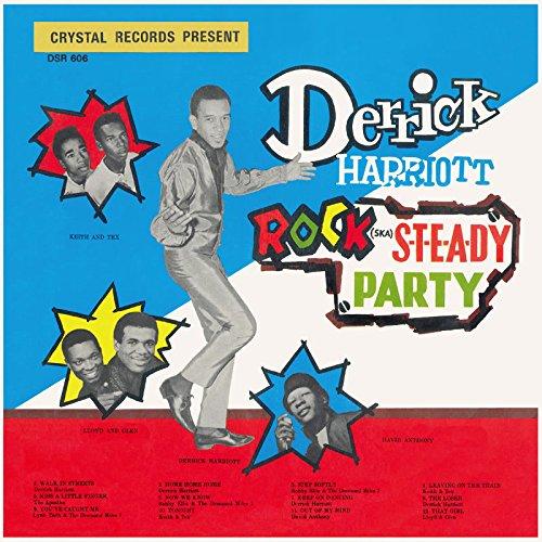 Derrick Harriott - Rock Steady Party (CD)