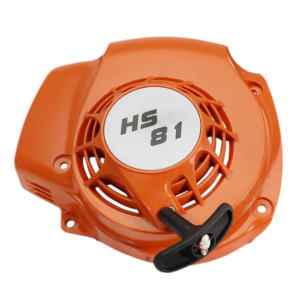 Sharplace D/émarreur Traction Lanceur Recul Universel pour Tondeuse Gazon pour STIHL HS81 HS86 R T Series