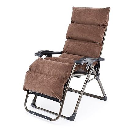 Sillón Plegable Siesta, sillón de Ocio para Ancianos ...