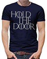 Old Skool Hooligans Inspired by Game Of Thrones T Shirt - Hold The Door