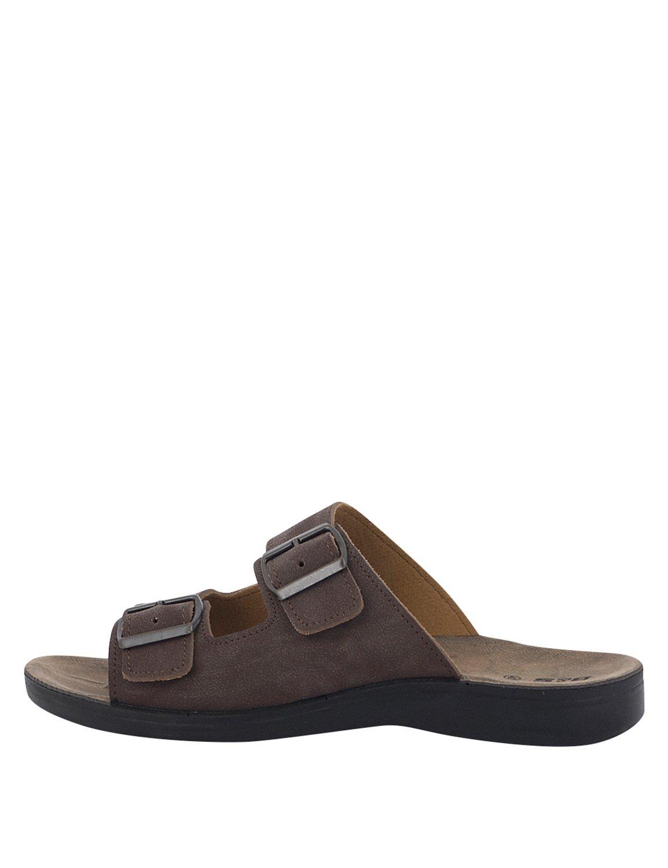 Bitter & Sweet Men's Sandals 43 EU|Brown