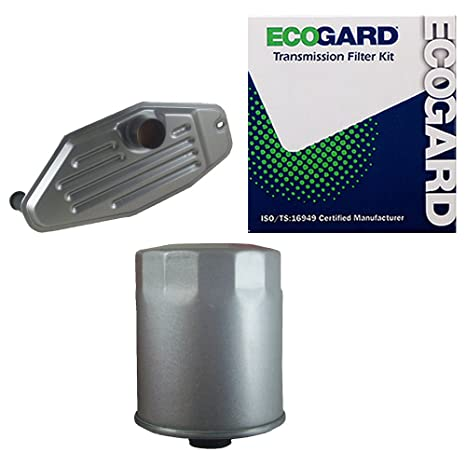 Cool Amazon Com Ecogard Xt1271 Transmission Filter Kit For 2003 2010 Wiring Cloud Peadfoxcilixyz