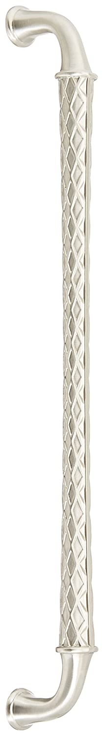 Baldwin Estate 4379.260 Couture Solid Brass Rounded Appliance Pull in Polished Chrome 12