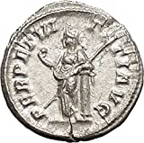 Severus Alexander 228AD Ancient AR Roman Coin Forethought Provident i51131 offers