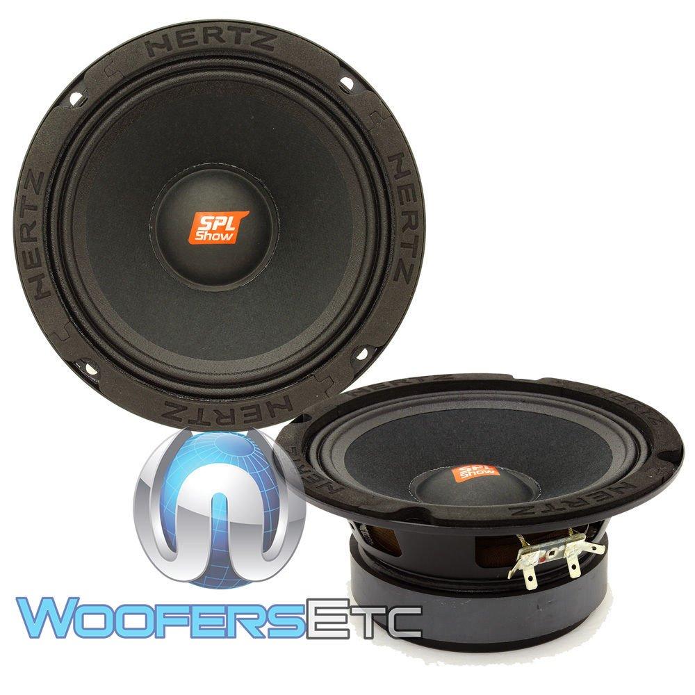 Hertz SV 165.1 6.5'' 400 Watts Midrange Speakers