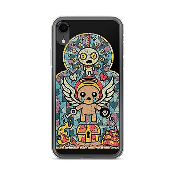 Amazon com: iPhone X/XS Pure Clear Case Cases Cover The Binding of