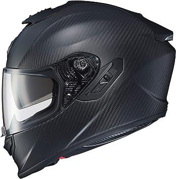 S Scorpion Mens 3399990062349 Motorcycle helmets EXO 1400 AIR SOLID Black-S